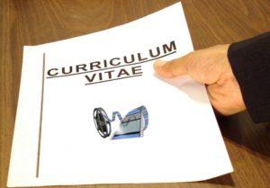curriculum vitae paso a paso