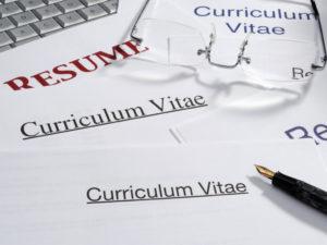 formatos de modelo de curriculum vitae